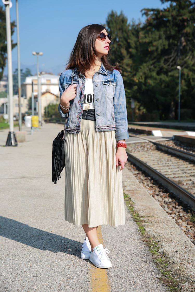 ritratto Iolanda Corio fashion blogger