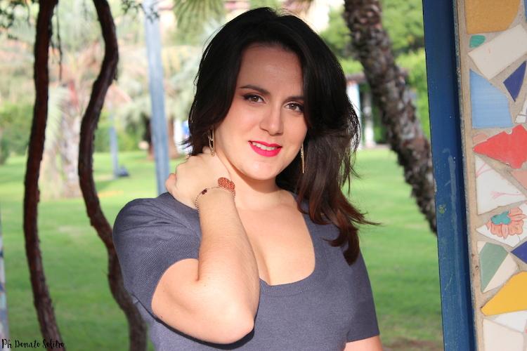 primo piano fashion blogger Marzia Amaranto