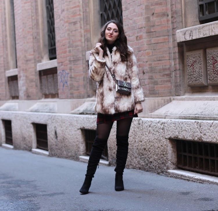 ritratto Grazia Ventrella fashion blogger
