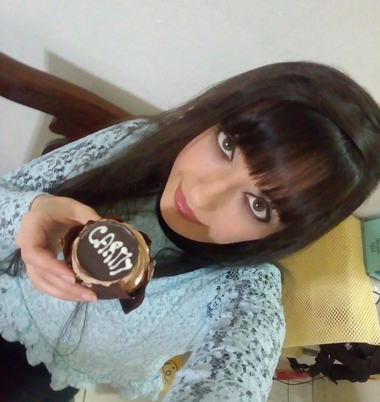 Carmen Cotugno blogger primo piano