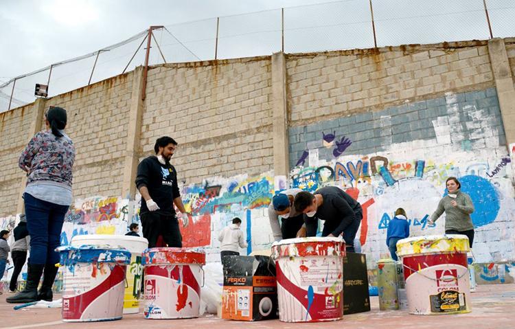 Le street art sauvera le monde : l'exemple de Fanzara - Stampaprint Blog FR
