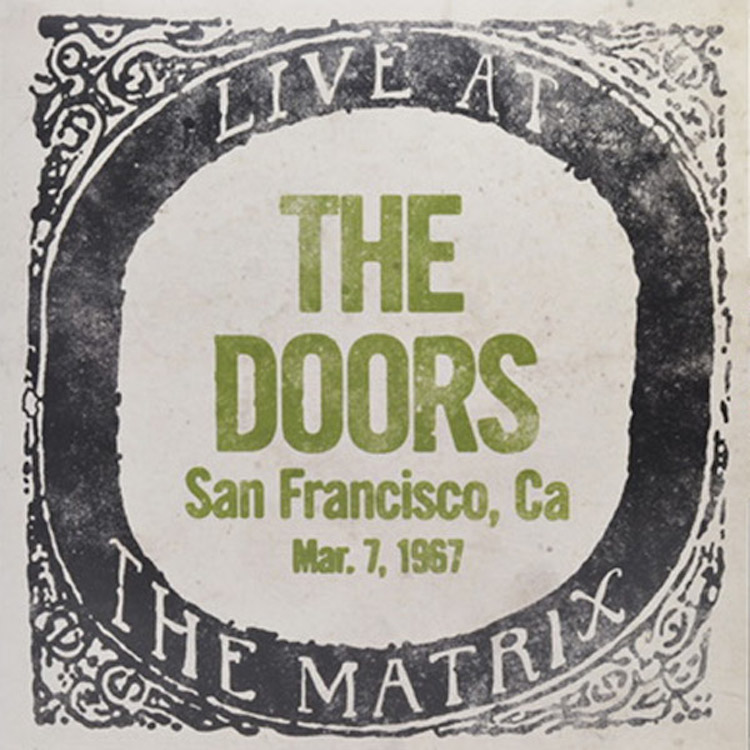 The Doors live at the matrix