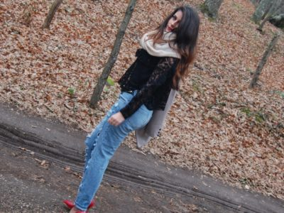 sara clementi fashion beauty blogger