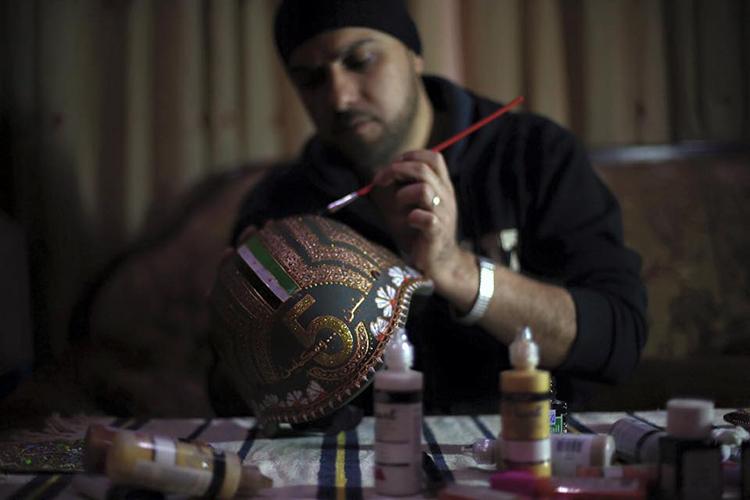 Painting on Death, combattre la guerre … avec l'art - Stampaprint Blog FR