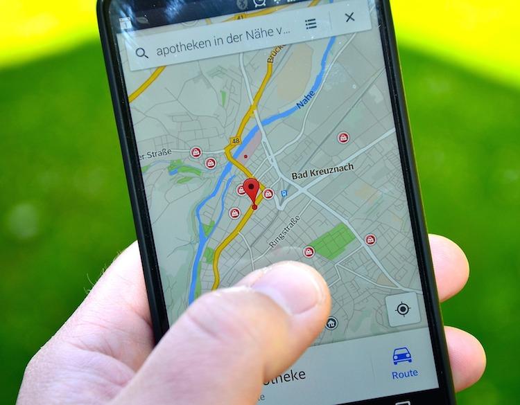 Google Maps introduce informazioni per ciclisti