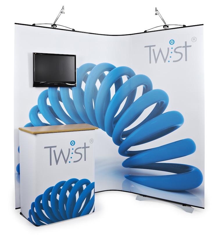 Aménager un stand d'exposition : les meilleurs produits pour économiser - Stampaprint Blog FR