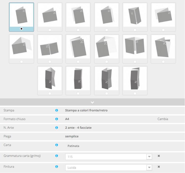 come stampare brochure in modo semplice ed economico