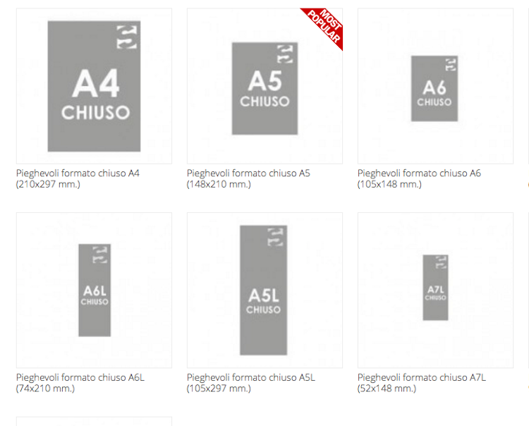 formati brochure pieghevoli koni polycode co