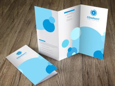 modelli brochure aziendali