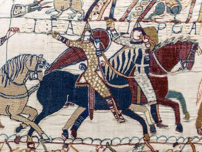 Arazo Bayeux prestato a Regno Unito