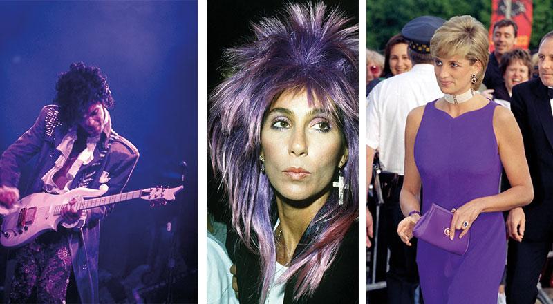 Prince, Cher e Lady D