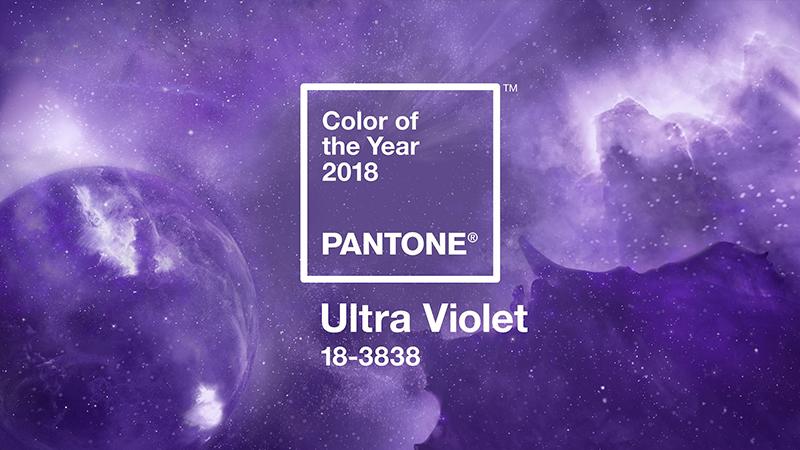 Pantona Ultra violet