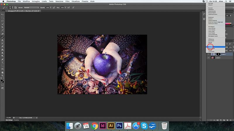 12 cambiare colore photoshop