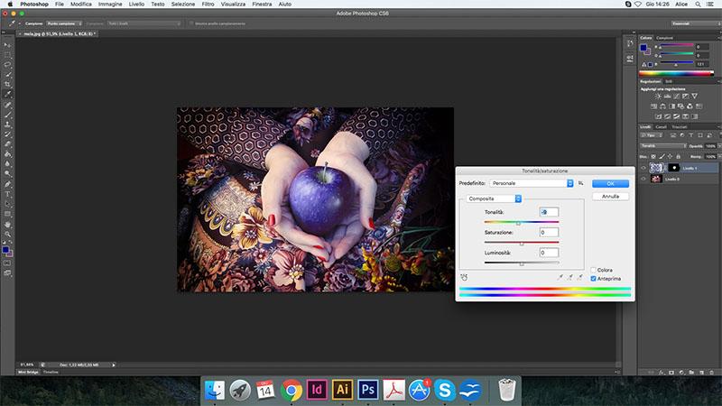 13 cambiare colore photoshop