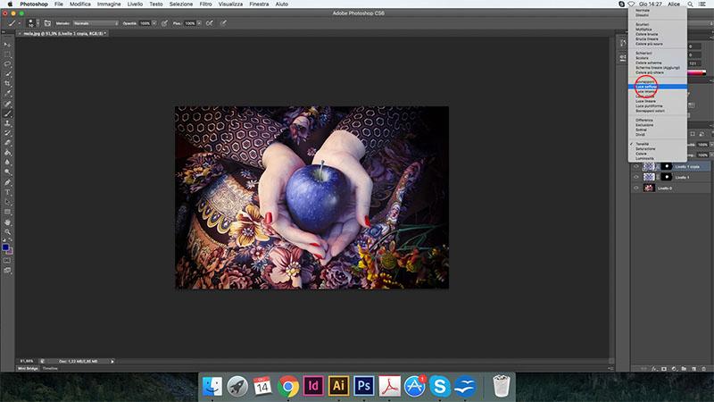 15 cambiare colore photoshop