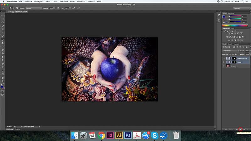 17 cambiare colore photoshop