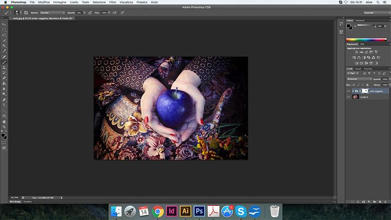 19 cambiare colore photoshop