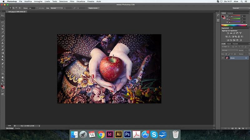 7 cambiare colore photoshop