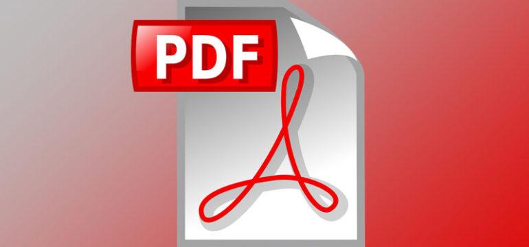 il pdf compie 25 anni