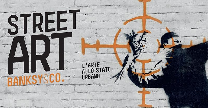 Street Art. Banksy & Co. – L'arte allo stato urbano