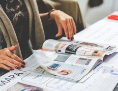 come stampare tabloid non rilegati