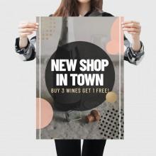 Manifesti formato 70x100