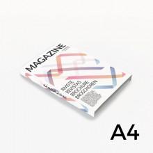 Formato A4 - brossura