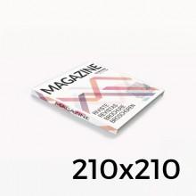 Formato 210x210 - brossura