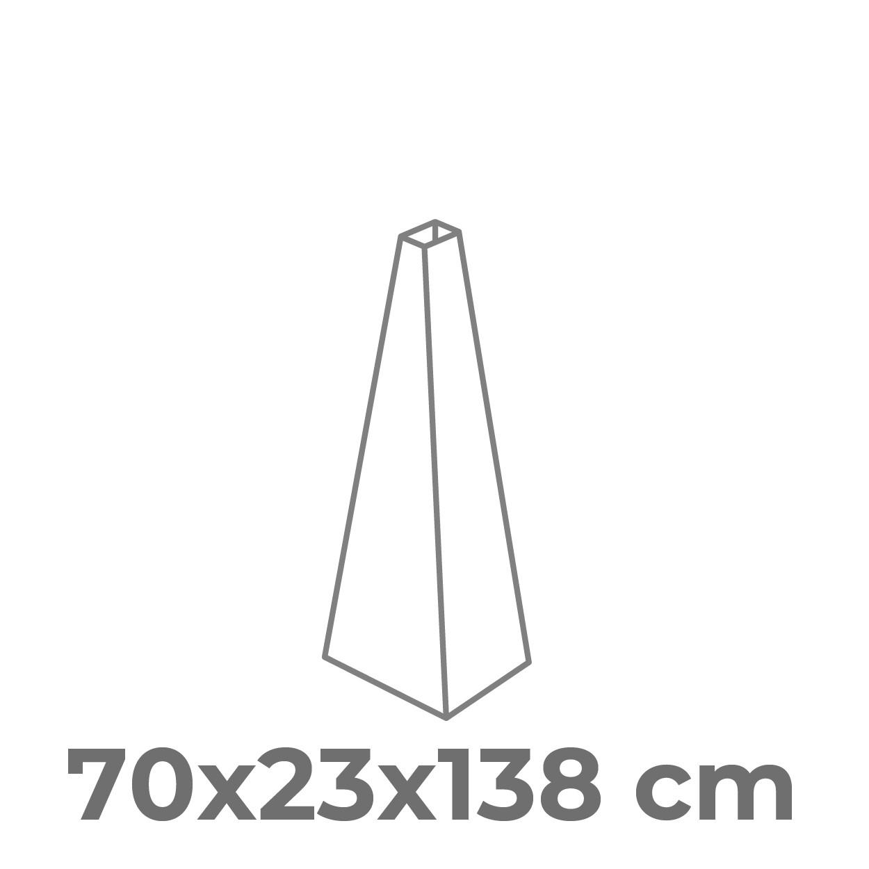 70x138 cm