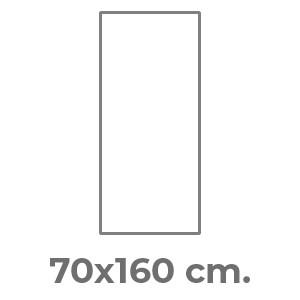 70x160 cm