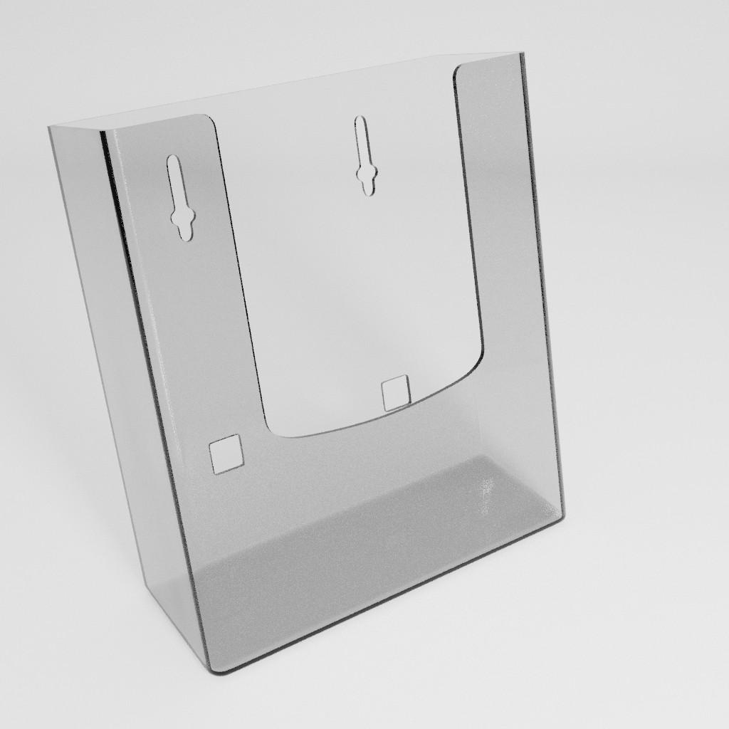 Portaflyer A6 (uno per ogni copia)