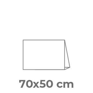 70x50 cm