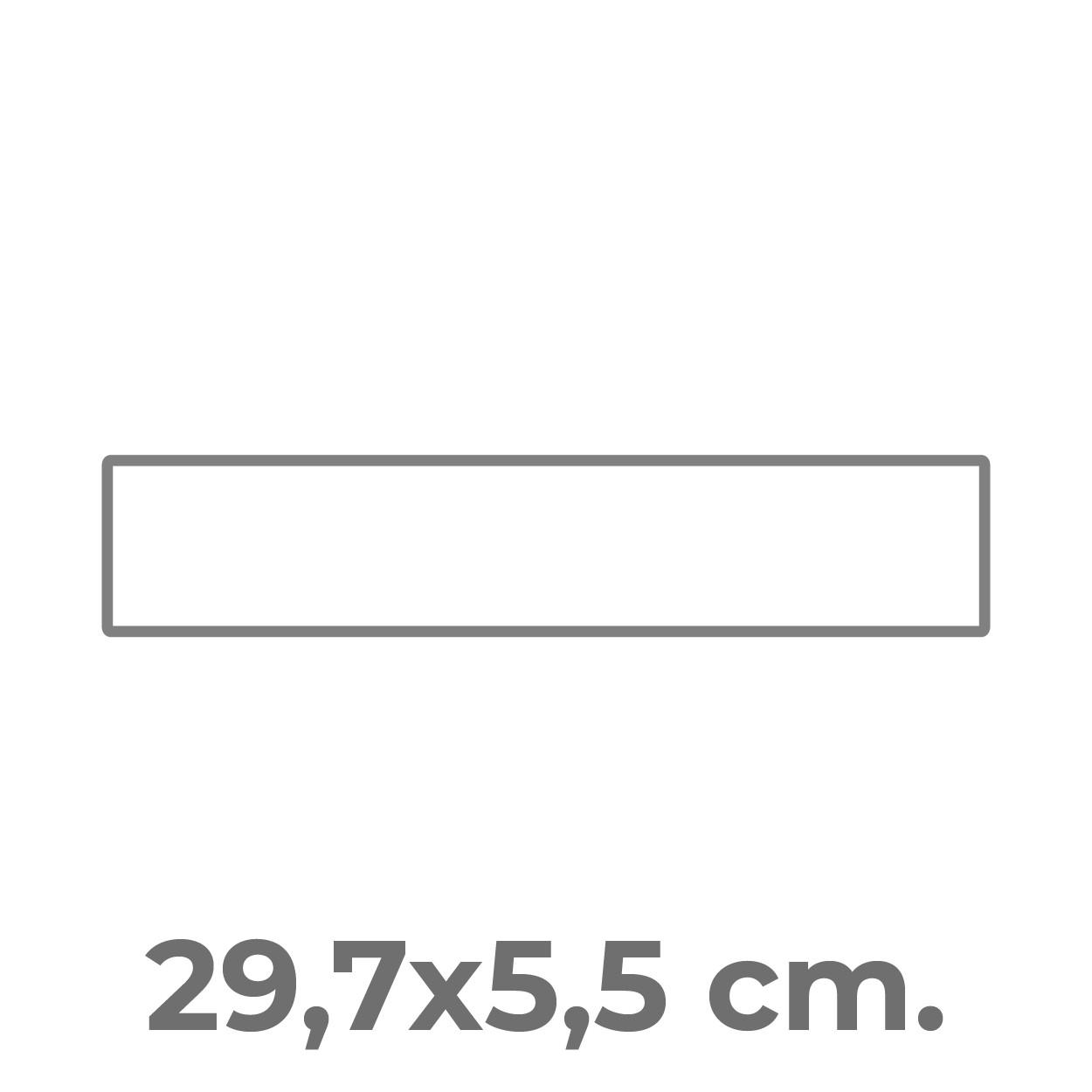 29,7x5,5 cm