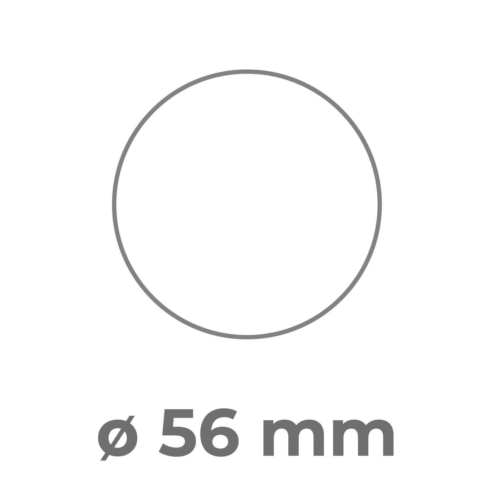 ø 56mm