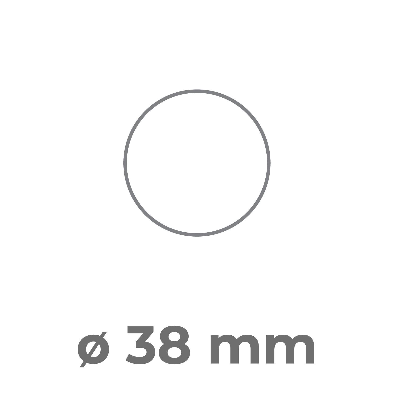 ø38mm