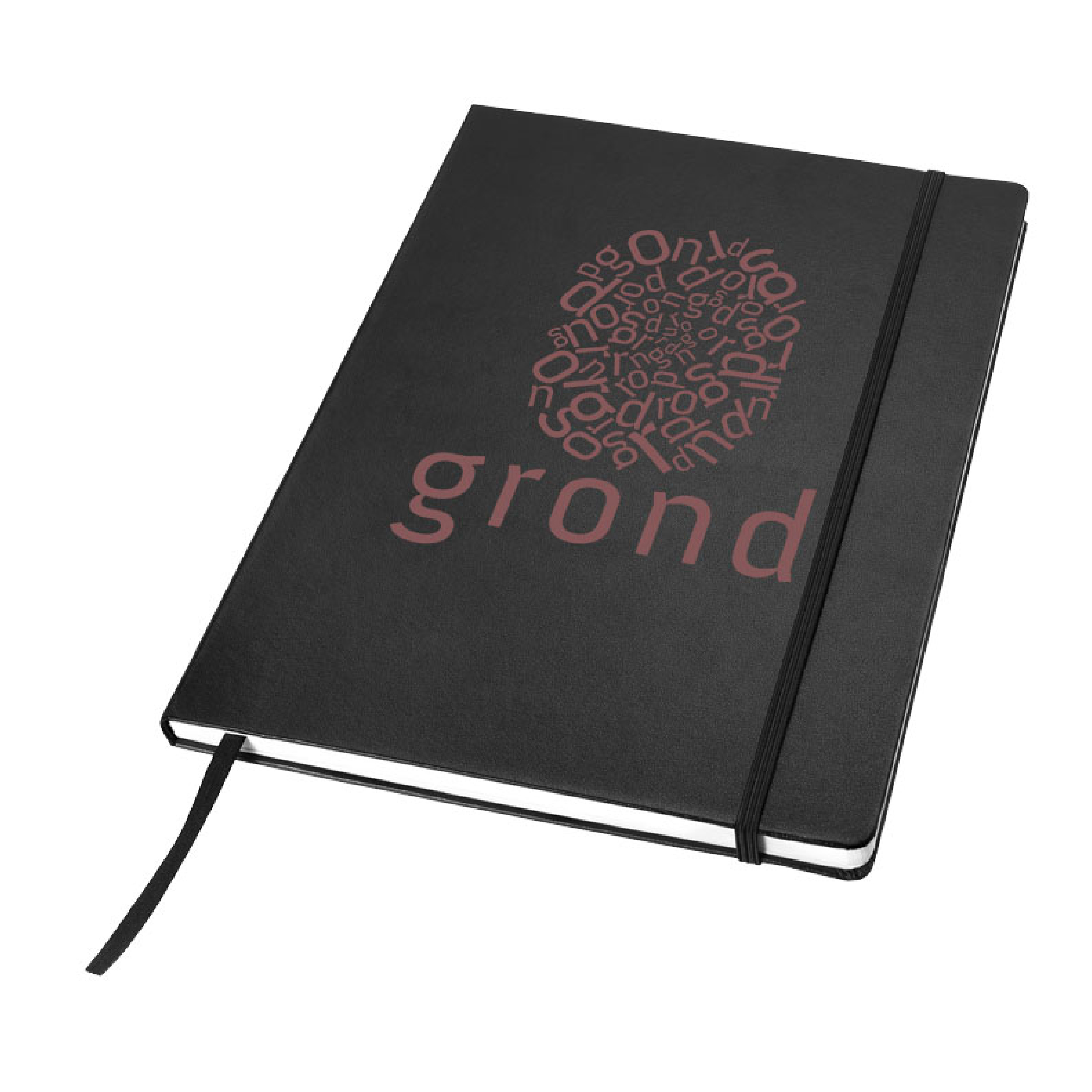 Notebook executive a4