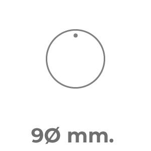 ø 9 cm
