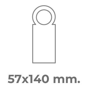 Door hanger 5,7 x 14