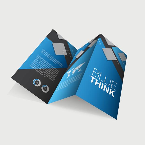 a5 stampa pieghevoli a5 brochure a5 online stampaprint