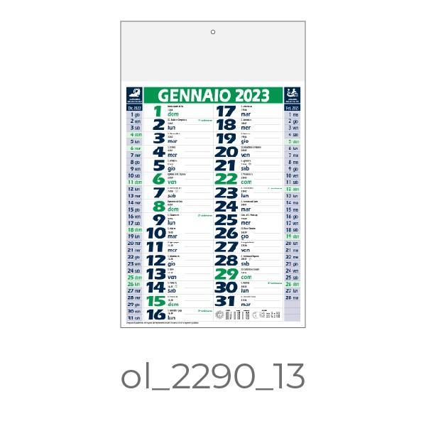 calendari_basic OL_2290_13 28,8x47 cm.