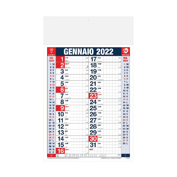 calendari_basic OL_2330 28,8x47 cm.