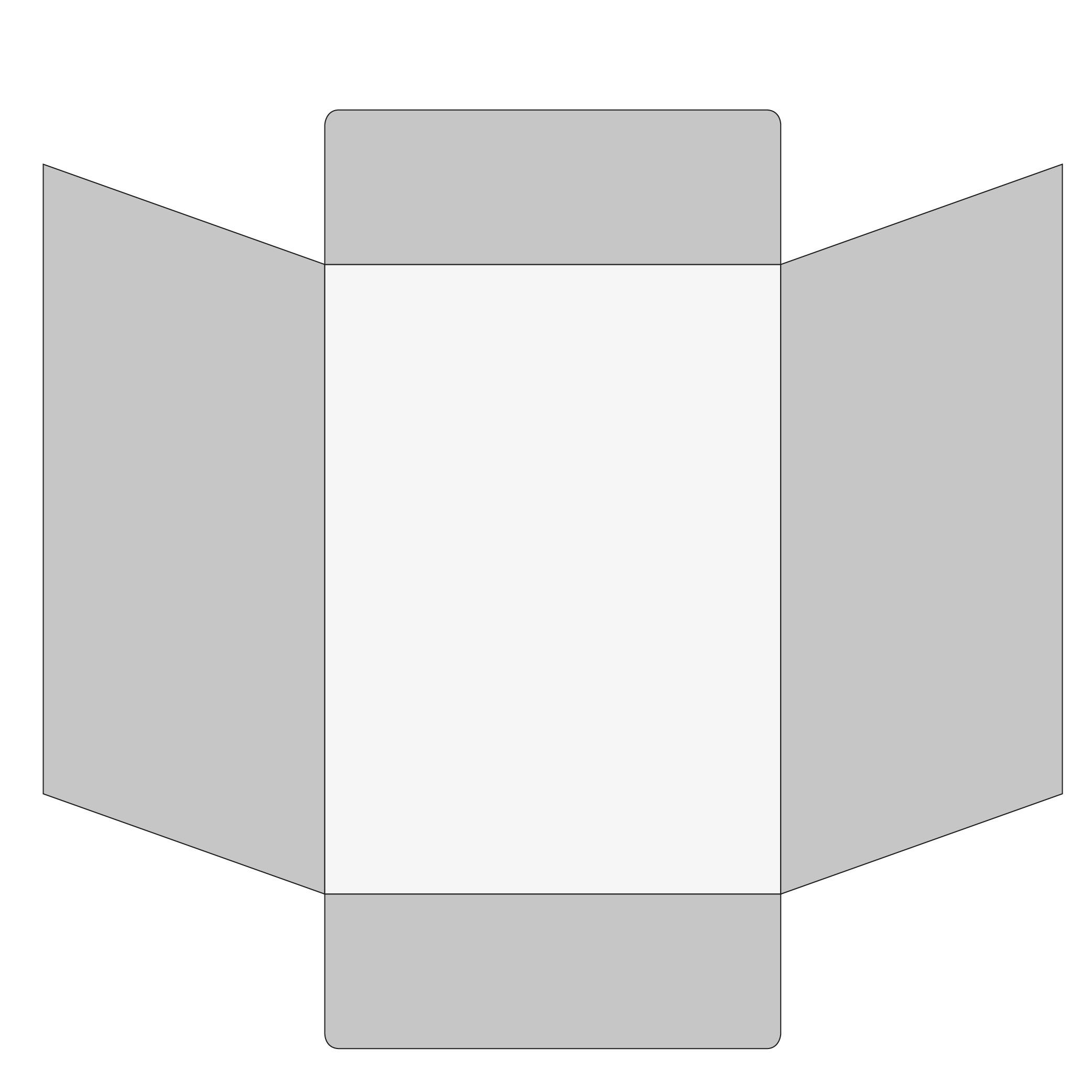 cartella Cartella A4 - 3 lembi