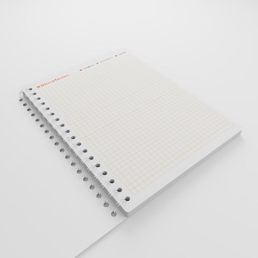 Block Notes Spirale