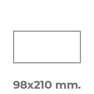 cartoline inviti 98x210