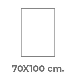 Foglio macchina 70x100 Fronte e retro a colori Patinata