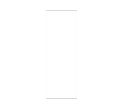 Pieghevoli formato chiuso A5L (105x297 mm.)