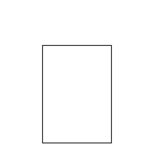 Volantini formato A4 (210x297 mm.)