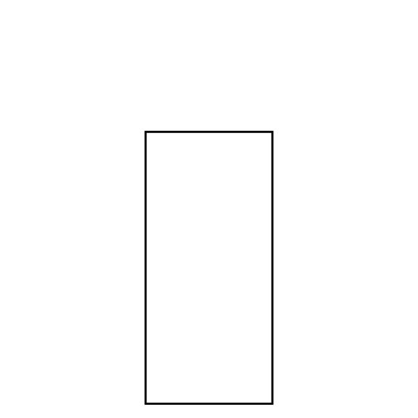 Formato 98x210 - punto metallico
