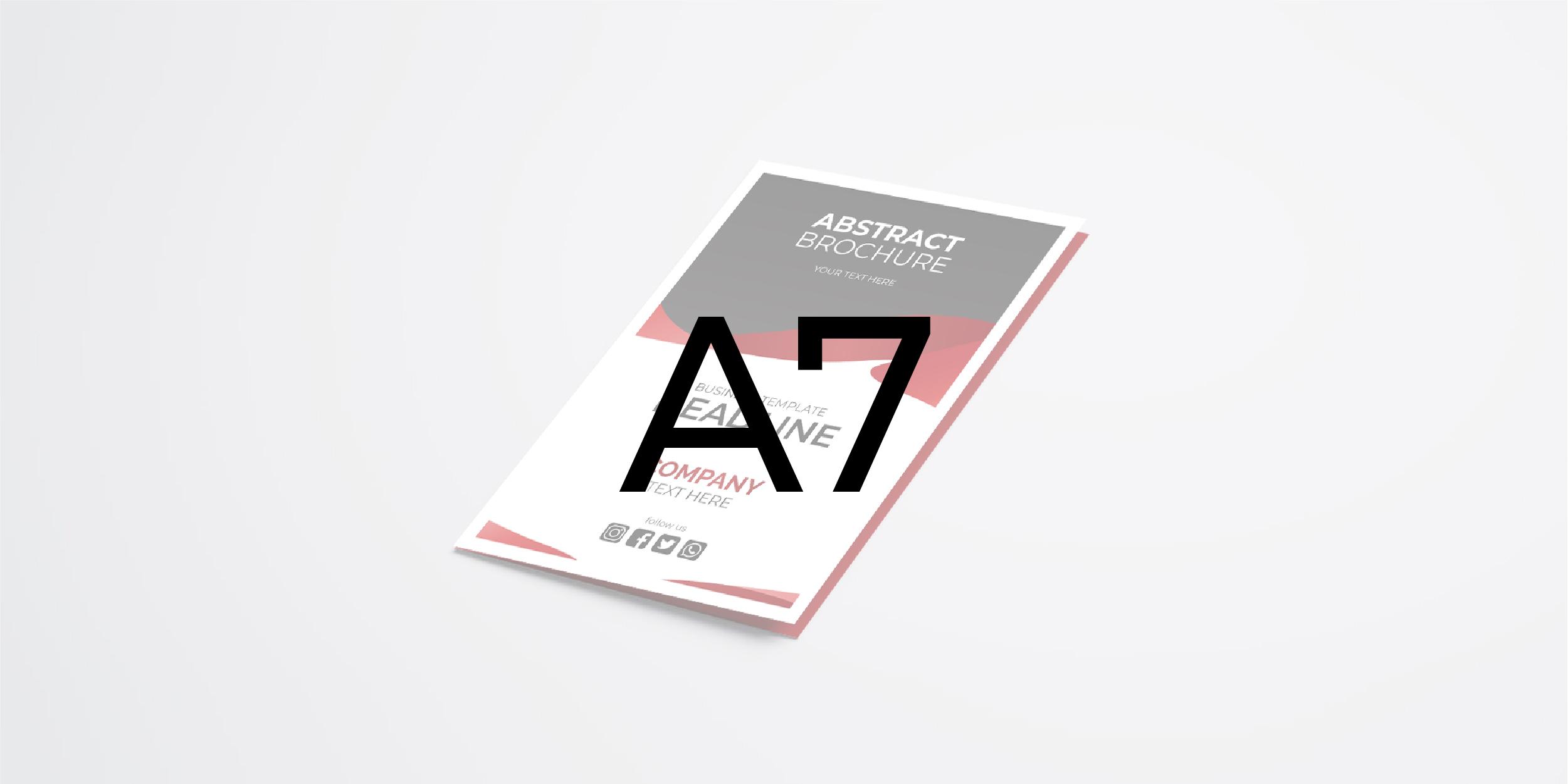 formato chiuso pubblicazione A4 formato aperto pubblicazione
