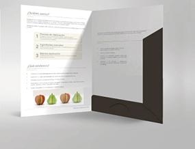 Cartelle di presentazione